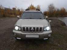 Красноярск Kluger V 2002