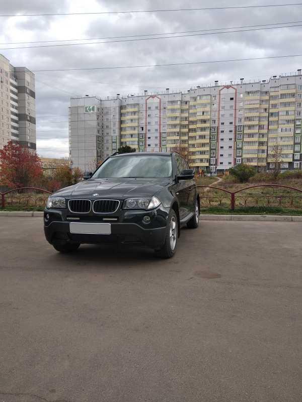 BMW X3, 2010 год, 960 000 руб.