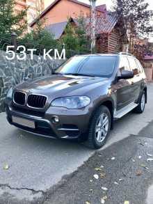 Иркутск BMW X5 2011