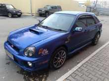 Екатеринбург Impreza WRX 2001