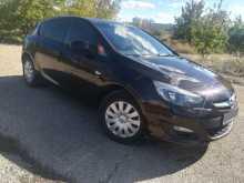Керчь Opel Astra 2015