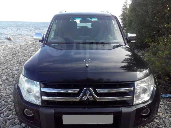 Mitsubishi Pajero, 2007 год, 955 000 руб.