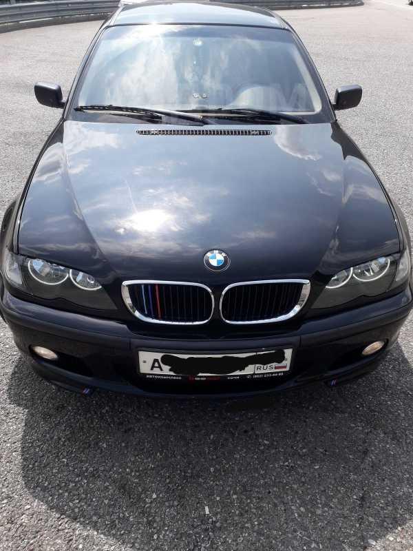 BMW 3-Series, 2000 год, 375 000 руб.