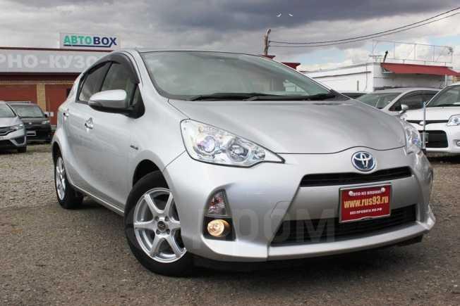 Toyota Aqua, 2013 год, 699 900 руб.