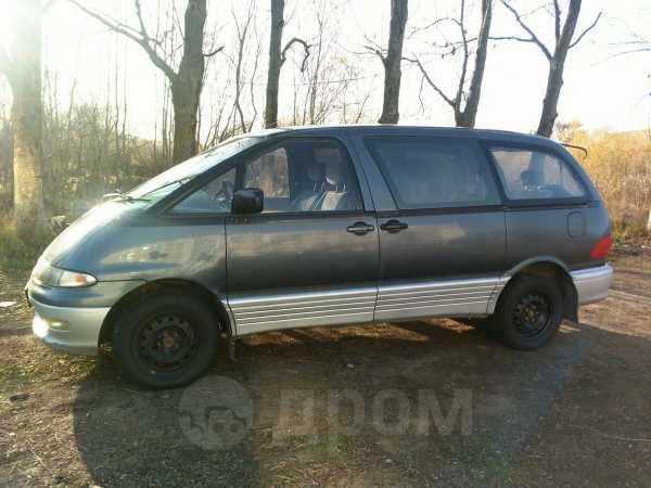 Toyota Estima Lucida, 1992 год, 165 000 руб.