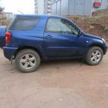 Братск RAV4 2004