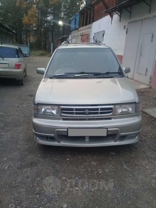 Nissan Prairie, 1997 год, 169 000 руб.