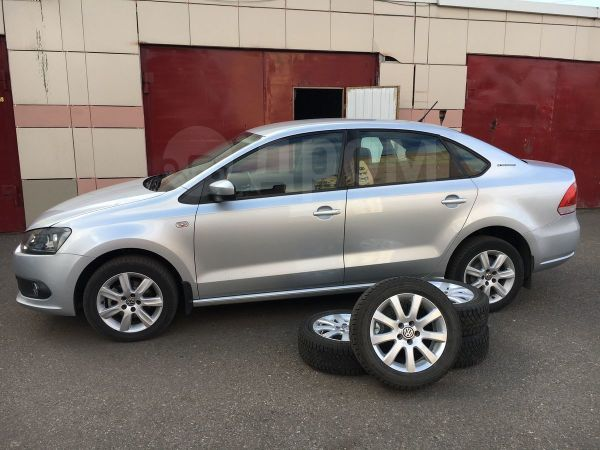 Volkswagen Polo, 2014 год, 590 000 руб.