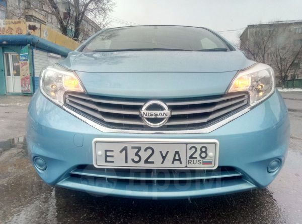 Nissan Note, 2012 год, 448 000 руб.