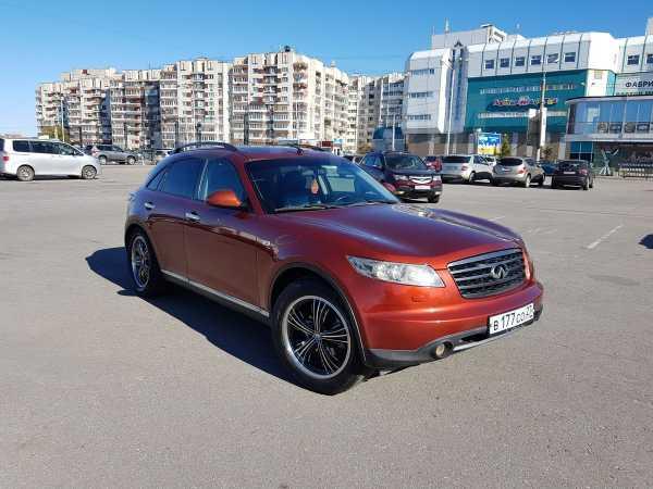 Infiniti FX35, 2007 год, 650 000 руб.