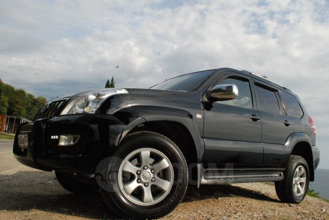 Toyota Land Cruiser Prado, 2005 год, 1 099 000 руб.