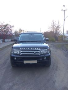 Шадринск Range Rover Sport