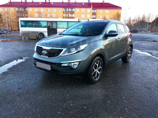 Kia Sportage, 2011 год, 695 000 руб.