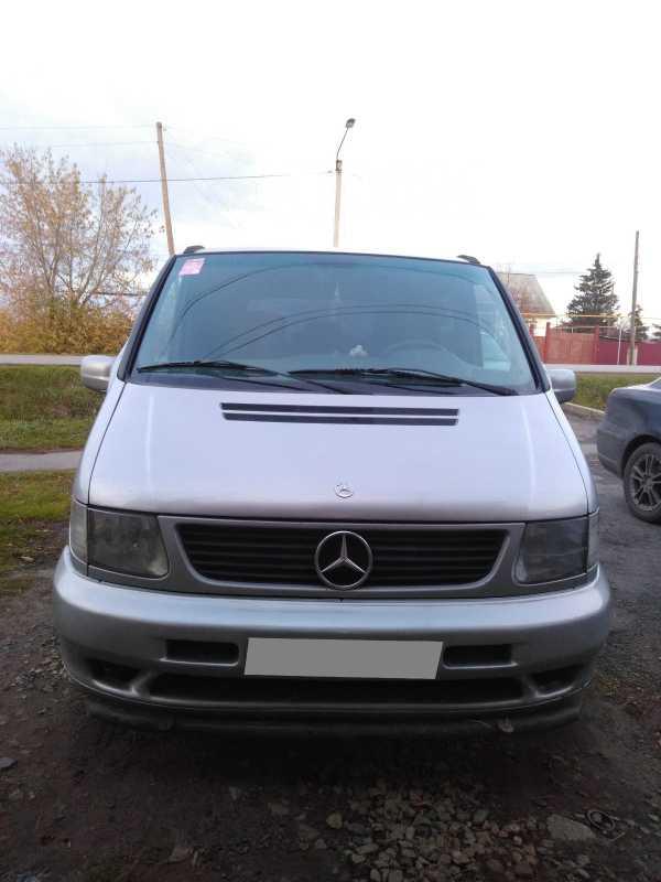 Mercedes-Benz Vito, 1997 год, 390 000 руб.