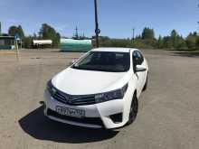 Анжеро-Судженск Corolla 2013