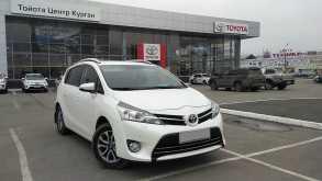 Курган Toyota Verso 2013