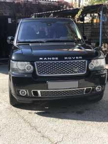 Симферополь Range Rover 2012