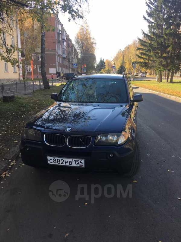 BMW X3, 2003 год, 600 000 руб.