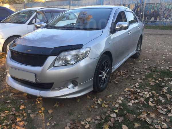 Toyota Corolla Axio, 2011 год, 490 000 руб.
