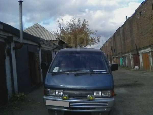 Nissan Largo, 1991 год, 170 000 руб.