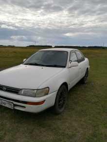 Шадринск Corolla 1992