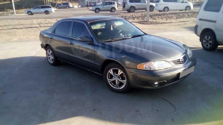 Mazda 626, 2002 год, 225 000 руб.