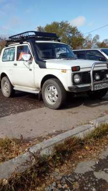 Хабаровск 4x4 2121 Нива 1997
