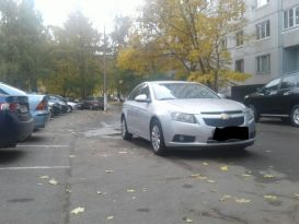 Москва Cruze 2012