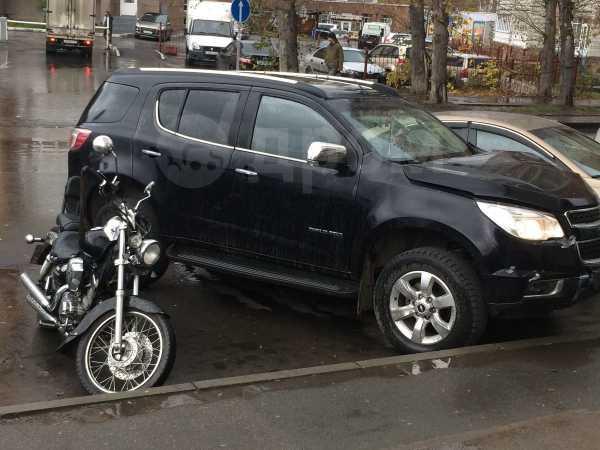 Chevrolet TrailBlazer, 2014 год, 850 000 руб.