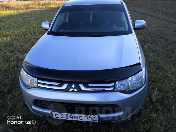 Mitsubishi Outlander, 2012 год, 840 000 руб.