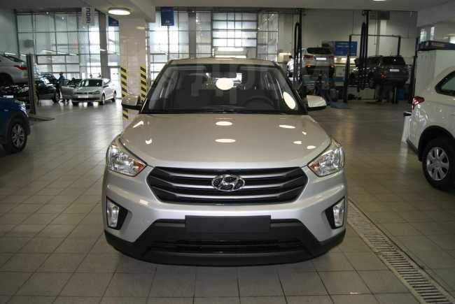Hyundai Creta, 2018 год, 981 000 руб.