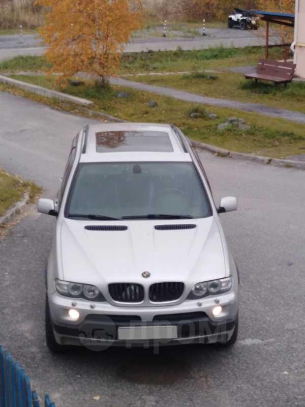 BMW X5, 2005 год, 770 000 руб.