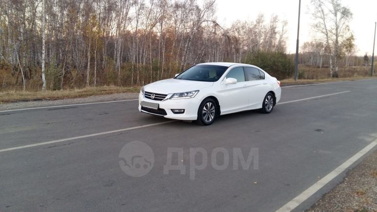 Honda Accord, 2013 год, 1 060 000 руб.