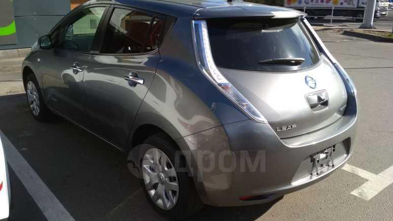 Nissan Leaf, 2013 год, 730 000 руб.