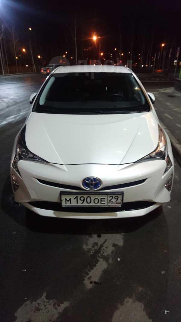 Toyota Prius, 2017 год, 1 965 000 руб.