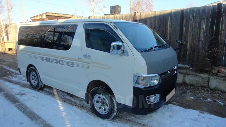 Toyota Hiace, 2005 год, 799 000 руб.