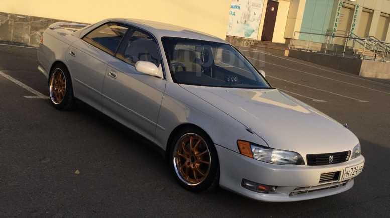 Toyota Mark II, 1995 год, 410 000 руб.
