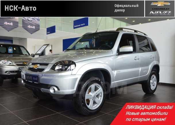 Chevrolet Niva, 2018 год, 692 500 руб.