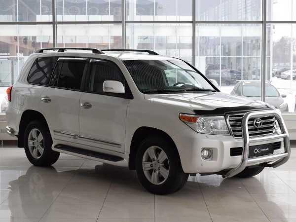 Toyota Land Cruiser, 2014 год, 3 240 000 руб.