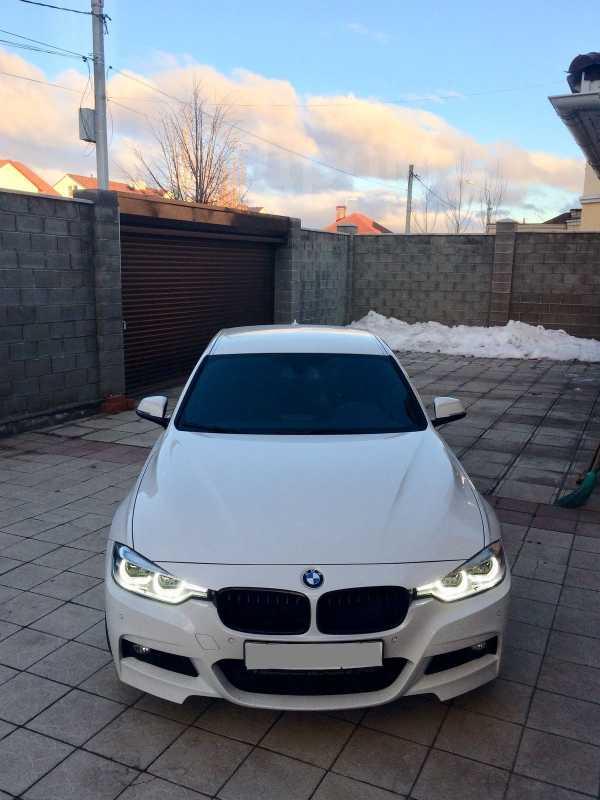 BMW 3-Series, 2016 год, 1 790 000 руб.