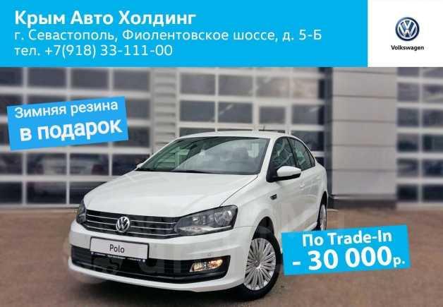 Volkswagen Polo, 2018 год, 797 890 руб.
