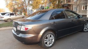 Абакан Mazda6 2007