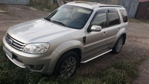 Ford Escape, 2008 г., Томск