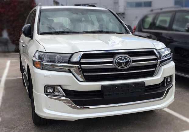 Toyota Land Cruiser, 2018 год, 5 659 000 руб.