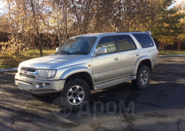 Toyota Hilux Surf, 2001 год, 570 000 руб.