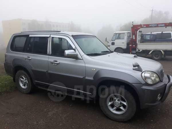 Hyundai Terracan, 2001 год, 375 000 руб.