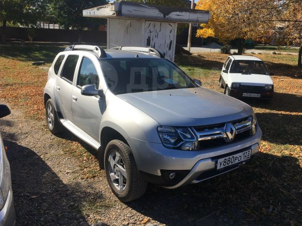 Renault Duster, 2015 год, 970 000 руб.