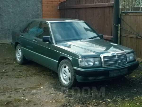 Mercedes-Benz 190, 1988 год, 285 000 руб.