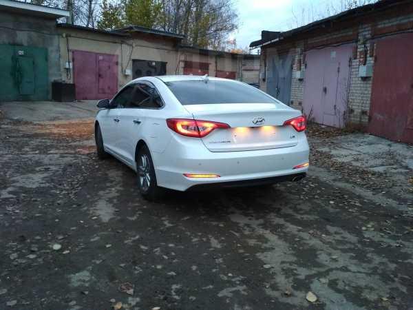 Hyundai Sonata, 2015 год, 1 299 999 руб.