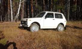 Южноуральск 4x4 2121 Нива 1990